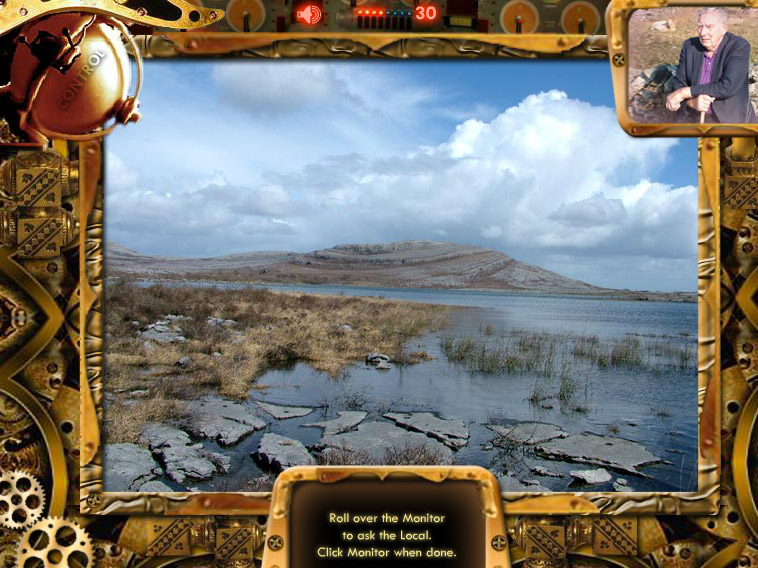 TimeTwister - Burren Eco Time Travel Adventure