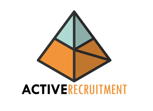 Active Recruitment Logo