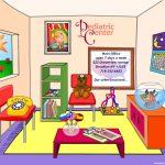 Belilovsky Pediatric Center Interactive Waiting Room