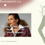 Fashion Developments Homepage