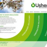 Usher Insulations Homepage