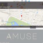 Amuse Restaurant - Map Popup